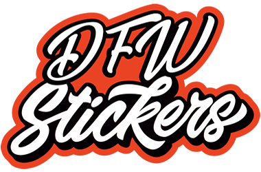 DFW Stickers